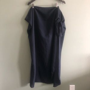 Addition Elle Navy Sarong w/ Tie